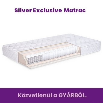 Executive Táskarugós matrac